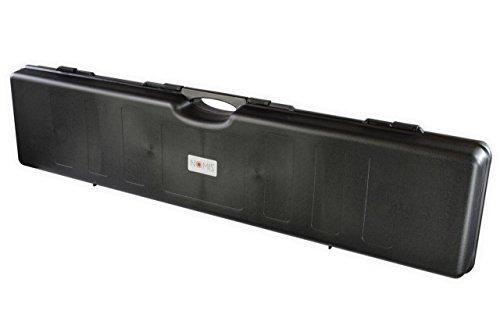 Nomis Leichter Gewehrkoffer Waffenkoffer Gun Case 138x34x13cm schwarz