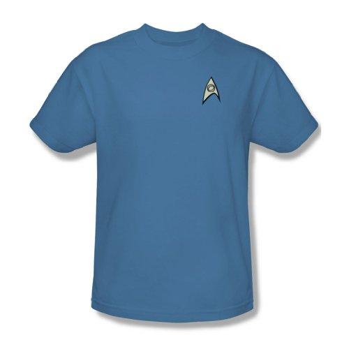 rise Science Crew Mr Spock Uniform T-Shirt S ()