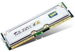 512MB RIMM PC800 ECC 40NS (Pc800 Rimm-speicher)