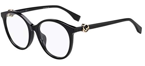 Fendi Brillen F IS FF 0336/F BLACK Damenbrillen