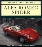 Alfa Romeo Spider (Osprey Classic Marques)