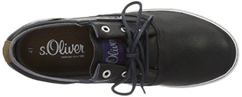 s.Oliver Herren 13601 Low-Top Blau (NAVY 805)