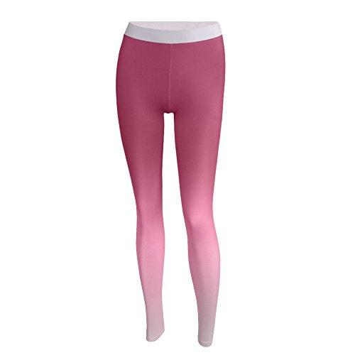 UFACE Sport Leggings Damen Yogahose Leggins Hoher Bund Sporthose Blickdicht Leggings 3/4 und Lang Tasche Fitnesshose Lang