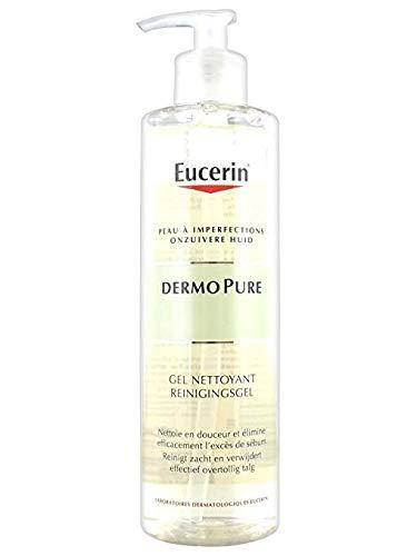 Eucerin Dermo Pure Reinigungsgel Gel Unreine Haut 400Ml
