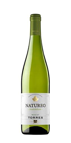 Natureo Vino Blanco Desalcoholizado - 750 Ml