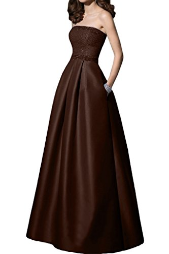 Promgirl House Damen Exquisite Perlen Prinzessin ALinie Abendkleider ...