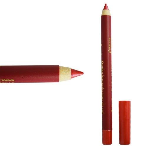 Crayon contour des lèvres Rouge