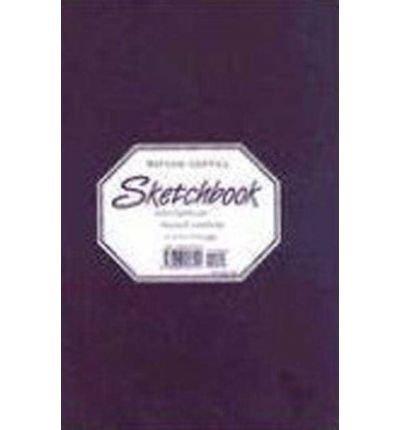 LARGE SKETCHBOOK (KIVAR, BLACKBERRY) (WATSON-GUPTILL SKETCHBOOKS) BY (Author)Watson-Guptill Publishing[Hardcover]Aug-2004