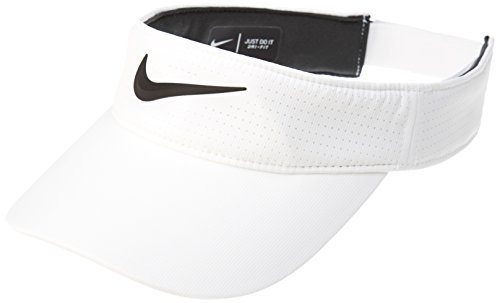 Nike Damen Aerobill Golf-Schirmmütze, White/Anthracite/(Black), One Size