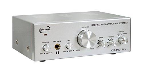 Imagen de Amplificador Estereo Hifi Dynavox por menos de 60 euros.