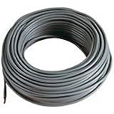 cable immergeable souple multibrins 2 x 6mm2 bricolage. Black Bedroom Furniture Sets. Home Design Ideas