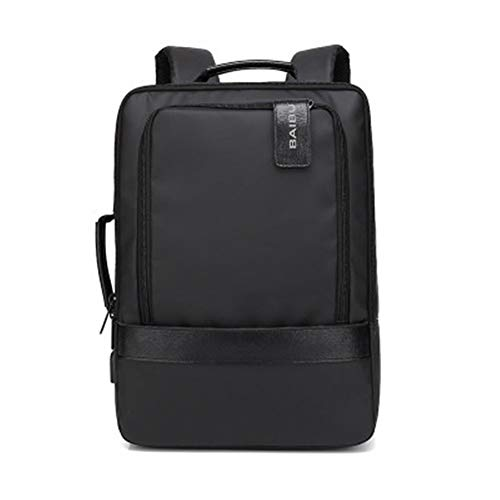 YYZ Einfache Herren Rucksack Multifunktions wasserdichte Reisetasche Frau USB-Ladetasche Business Portable Bag (Color : 1954) -