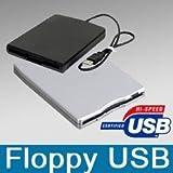 Mitsumi Fujitsu USB Portable Floppy Drive FPCFDD12 (Diskettenlaufwerk - Extern)/ A [PC]