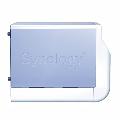 Synology DS411J/2TB 4 Bay NAS Solution (4x 500GB HDD Installed) - Parent ASIN