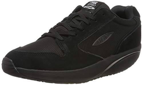 MBT Damen Mbt-1997 Classic W Black/black/38 Sneakers, Schwarz (Black 257y), 38 EU