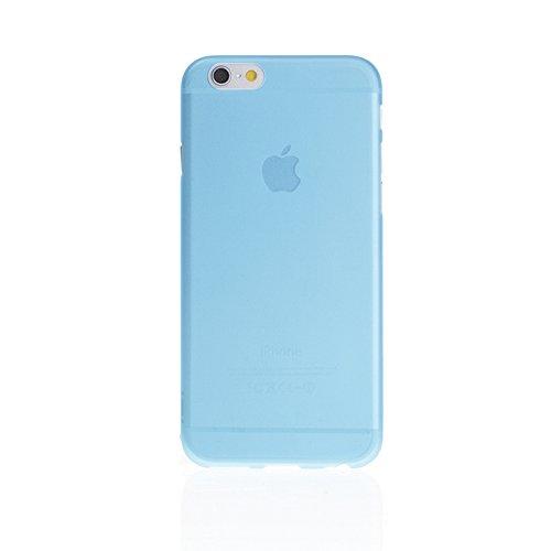 Aiino z3ro Ultra Slim Case pour iPhone 6/6S–Transparent bleu