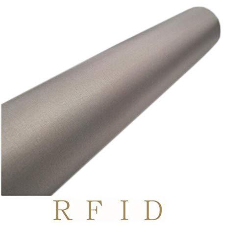 Soft Grounding Earthing EMF RF Shielding Fabric Conductive Copper Faraday