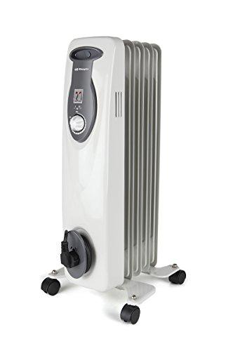 Orbegozo RA 1000 D - Radiador de aceite, 1000 W de potencia,...