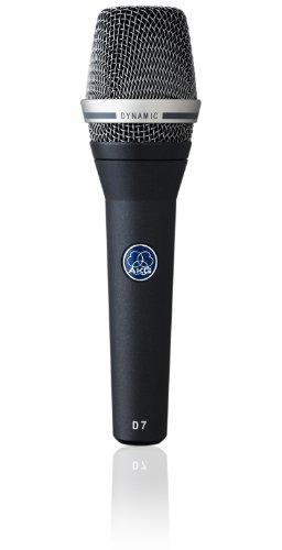 AKG D7 - Micrófono dinámico (para voz, de mano)