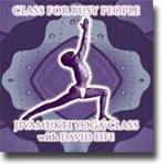 Jivamukti Yoga Class: Class for Busy People with David Life. Vol. 5