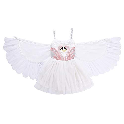 Kostüm Angel Prinzessin Kleider Bühne Für Kinder,120 ()
