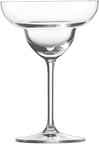 Schott Zwiesel 111234 Bar Special 6-Teiliges Margaritaglas Cocktailglas Set, Kristall, Farblos, 11.4 x 11.4 x 16.6 cm, 6 Einheiten
