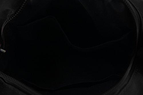Zeckos - Borsa a tracolla donna Black