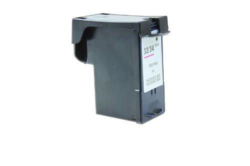Preisvergleich Produktbild Mipuu Tintenpatrone kompatibel zu Lexmark X 5400 Series (18CX032E / NO32HC) - black - 21 ml