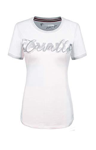 Cavallo Shirt NAMIA in versch, Farben, Größe:42, Farbe:White
