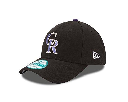New Era The League Colorado Rockies Gm - Schirmmütze für Herren, Farbe Schwarz, Größe OSFA (Colorado Rockies Cap)