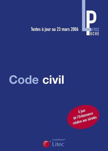 Code civil (ancienne édition) par Anonyme