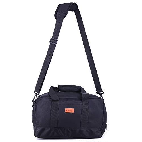 Dauerhaft RyanairReisetasche CarbinHandreisegepäck Handgepäck 35x20x20cm mit Schultergurt Handtasche SporttascheRyanairSecondBags Faltbare Tasche
