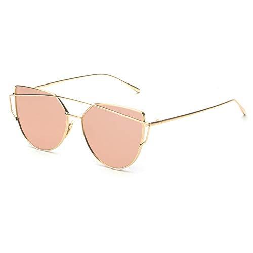 UV400 UV Cut Sport Sonnenbrillen Fahrrad Angeln Tennis Skilaufen Golf Drive Polarisierte Sonnenbrillen Herren Driving Lightweight Brille (Color : Rosa, Size : Kostenlos)