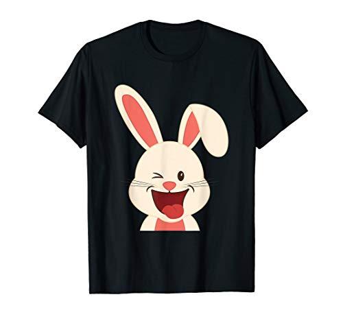Oster Shirt Kinder Junge Mädchen Osterhase Hase TShirt (Oster-bekleidung Für Jungen)
