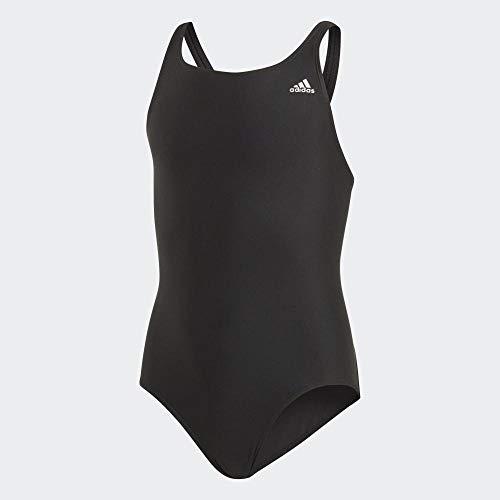 Adidas Fit Suit Sol Y Bañador, Niñas, Negro Black, 3-4Y