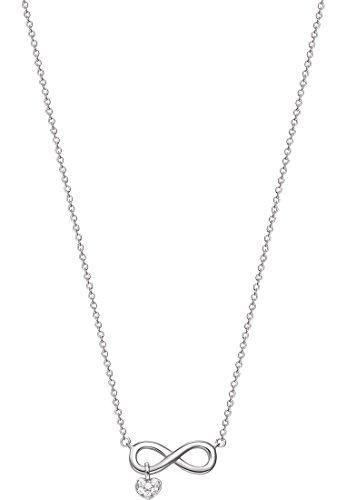 Esprit-Damen-Kette-925er-Silber-Farbstein-silberfarben-One-Size