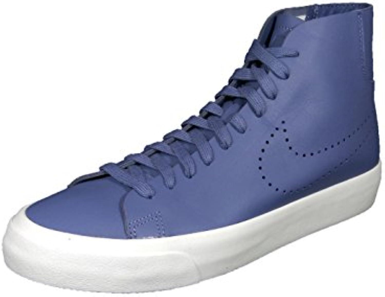 Nike   Herren Sneaker Blau Royal Blue / White