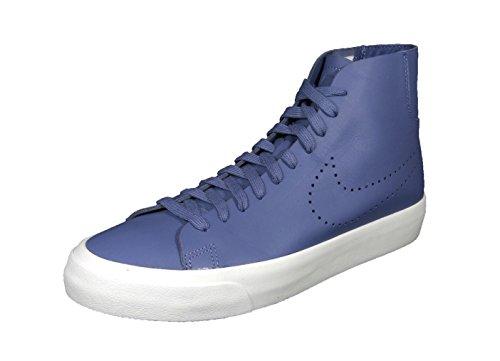 NIKE Blazer Studio Mid Herren Hi Top Trainers 880870 Sneakers Schuhe (UK 11 US 12 EU 46, Blue Moon 400) -