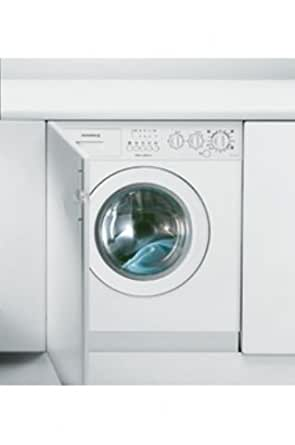 Rosieres RILL 1480 FULL Lave Linge frontal intégrable 59,6 cm 8 kg Classe : A Blanc