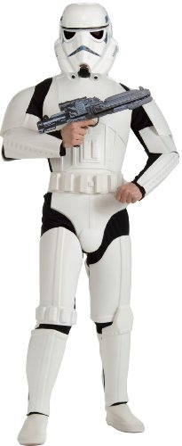 (Generique - Offizielles Stormtrooper-Kostüm aus Star Wars für Erwachsene)