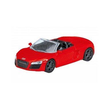 -rot , Modellauto, Fertigmodell, Schuco 1:87 (Audi Modell Auto)