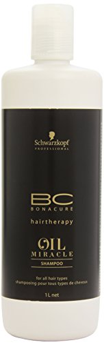 Schwarzkopf BC Oil Miracle Shampooing 1 L