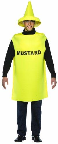Senf-Flasche - Leichtgewichtler - erwachsenes (Ketchup Kostüme Senf)