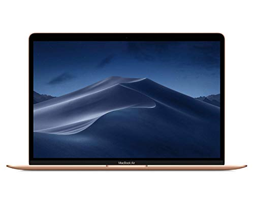Apple MacBook Air (13-inch, Latest Model, 8GB RAM, 128GB Storage, 1.6GHz Intel Core i5) - Gold Image 3
