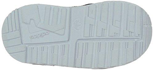 Adidas Zx 850 Cf I - Sneaker unisex Cblack/Ftwwht/Vispnk