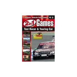 2 in 1 Games – Taxi Racer & Touring Car