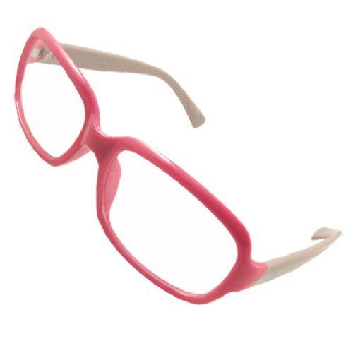 Mevrouw Rosa Gray Full Frame Plain Plano Brillen