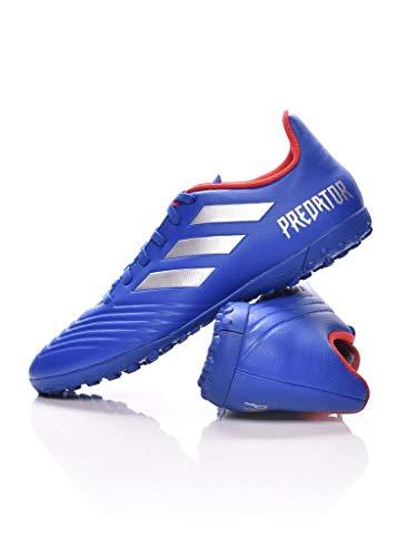 adidas Herren Predator 19.4 Tf Fußballschuhe, Mehrfarbig (Multicolor 000), 42 - Schuhe Football Adidas