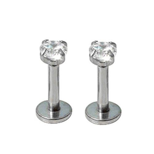 one-pair-of-cz-gem-tragus-lip-bars-rings-monroe-ear-cartilage-stud-earrings-body-piercing-3mm-silver
