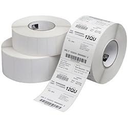 Zebra Z-Perform 1000D - Etiquetas de impresora (Térmica directa, 102 x 38 mm)
